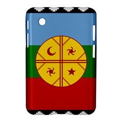 Flag Of The Mapuche People Samsung Galaxy Tab 2 (7 ) P3100 Hardshell Case  by abbeyz71