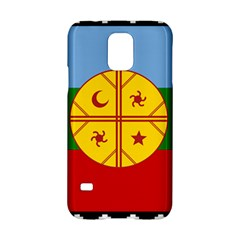 Flag Of The Mapuche People Samsung Galaxy S5 Hardshell Case  by abbeyz71