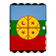 Flag Of The Mapuche People Samsung Galaxy Tab 4 (10 1 ) Hardshell Case  by abbeyz71