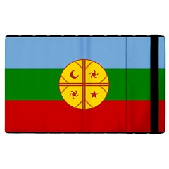 Flag Of The Mapuche People Apple Ipad Pro 12 9   Flip Case by abbeyz71