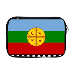 Flag Of The Mapuche People Apple Macbook Pro 17  Zipper Case by abbeyz71