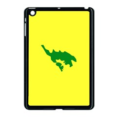 Flag Of Culebra Apple Ipad Mini Case (black) by abbeyz71