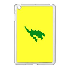 Flag Of Culebra Apple Ipad Mini Case (white) by abbeyz71