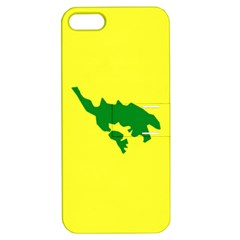 Flag Of Culebra Apple Iphone 5 Hardshell Case With Stand by abbeyz71