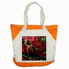 Bloody Coffee 5 Accent Tote Bag by bestdesignintheworld