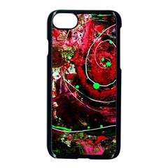 Bloody Coffee 5 Apple Iphone 8 Seamless Case (black)