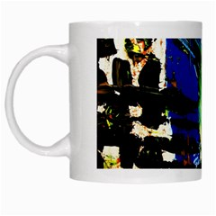 Alaska Industrial Landscape White Mugs by bestdesignintheworld