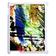 Alaska Industrial Landscape Apple Ipad 2 Case (white) by bestdesignintheworld