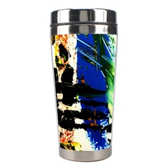 Alaska Industrial Landscape Stainless Steel Travel Tumblers by bestdesignintheworld
