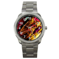 Absurd Theater In And Out 5 Sport Metal Watch by bestdesignintheworld
