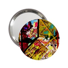 Absurd Theater In And Out 2 25  Handbag Mirrors by bestdesignintheworld