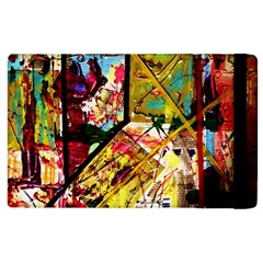 Absurd Theater In And Out Apple Ipad 2 Flip Case by bestdesignintheworld