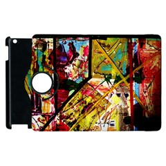 Absurd Theater In And Out Apple Ipad 3/4 Flip 360 Case by bestdesignintheworld