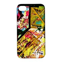 Absurd Theater In And Out Apple Iphone 4/4s Hardshell Case With Stand by bestdesignintheworld