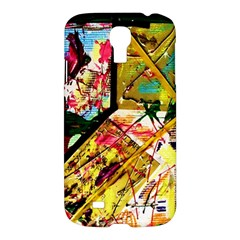 Absurd Theater In And Out Samsung Galaxy S4 I9500/i9505 Hardshell Case by bestdesignintheworld