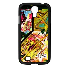 Absurd Theater In And Out Samsung Galaxy S4 I9500/ I9505 Case (black) by bestdesignintheworld