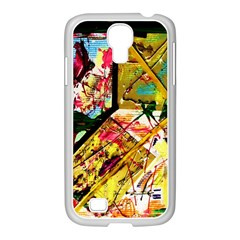Absurd Theater In And Out Samsung Galaxy S4 I9500/ I9505 Case (white) by bestdesignintheworld
