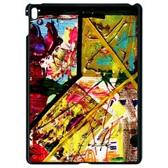 Absurd Theater In And Out Apple Ipad Pro 9 7   Black Seamless Case by bestdesignintheworld