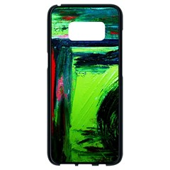 Abandoned Mine 6 Samsung Galaxy S8 Black Seamless Case
