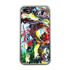 Eden Garden 12 Apple Iphone 4 Case (clear) by bestdesignintheworld