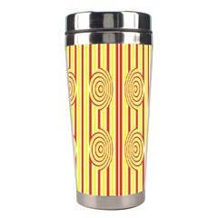 Pattern Factory 4181c Stainless Steel Travel Tumblers by MoreColorsinLife