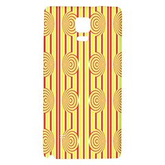 Pattern Factory 4181c Galaxy Note 4 Back Case by MoreColorsinLife