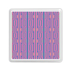 Pattern Factory 4181b Memory Card Reader (square)  by MoreColorsinLife