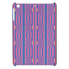 Pattern Factory 4181b Apple Ipad Mini Hardshell Case by MoreColorsinLife