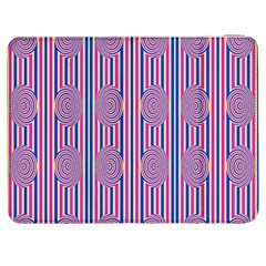 Pattern Factory 4181b Samsung Galaxy Tab 7  P1000 Flip Case by MoreColorsinLife