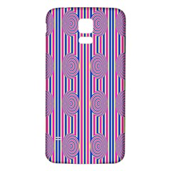 Pattern Factory 4181b Samsung Galaxy S5 Back Case (white) by MoreColorsinLife