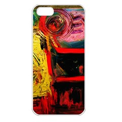 Abandoned Mine 2 Apple Iphone 5 Seamless Case (white) by bestdesignintheworld