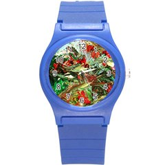 Eden Garden 8 Round Plastic Sport Watch (s) by bestdesignintheworld