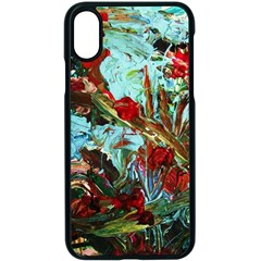 Eden Garden 7 Apple Iphone X Seamless Case (black) by bestdesignintheworld