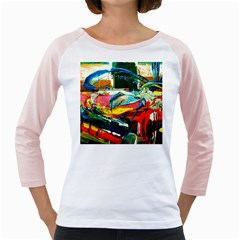 Aerobus Girly Raglans by bestdesignintheworld