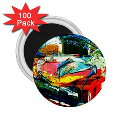 Aerobus 2 25  Magnets (100 Pack)  by bestdesignintheworld