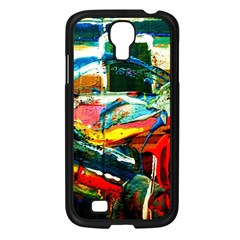 Aerobus Samsung Galaxy S4 I9500/ I9505 Case (black) by bestdesignintheworld