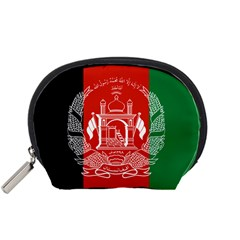 Flag Of Afghanistan Accessory Pouches (small)  by abbeyz71