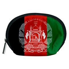 Flag Of Afghanistan Accessory Pouches (medium)  by abbeyz71