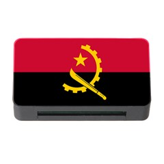 Flag Of Angola Memory Card Reader With Cf by abbeyz71