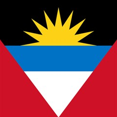 Flag Of Antigua & Barbuda Magic Photo Cubes by abbeyz71