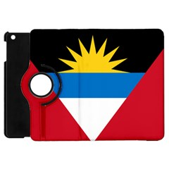 Flag Of Antigua & Barbuda Apple Ipad Mini Flip 360 Case by abbeyz71