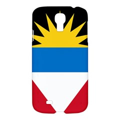 Flag Of Antigua & Barbuda Samsung Galaxy S4 I9500/i9505 Hardshell Case by abbeyz71