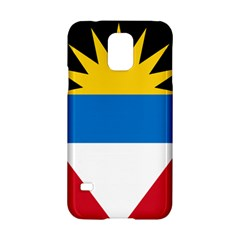 Flag Of Antigua & Barbuda Samsung Galaxy S5 Hardshell Case  by abbeyz71