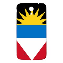 Flag Of Antigua & Barbuda Samsung Galaxy Mega I9200 Hardshell Back Case by abbeyz71
