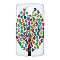 Tree Share Pieces Of The Puzzle Galaxy S4 Active by Simbadda