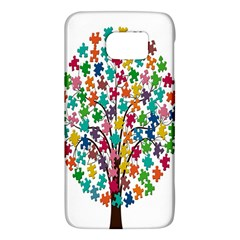 Tree Share Pieces Of The Puzzle Galaxy S6