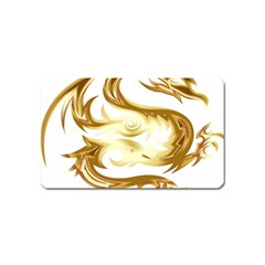Dragon Animal Beast Creature Magnet (name Card)