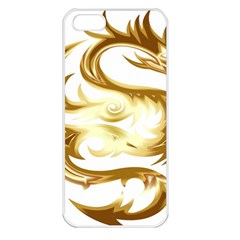 Dragon Animal Beast Creature Apple Iphone 5 Seamless Case (white) by Simbadda