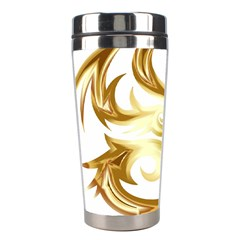 Dragon Animal Beast Creature Stainless Steel Travel Tumblers by Simbadda