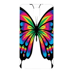 Abstract Animal Art Butterfly Samsung Galaxy Note 3 N9005 Hardshell Back Case